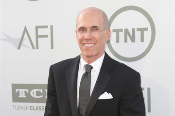 Jeffrey Katzenberg Arrivals at the AFI Life Achievement Award