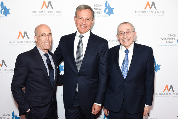 Simon Wiesenthal Center's 2019 National Tribute Dinner