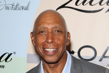 Jeffrey Osborne Coach Woodson Las Vegas Invitational Red Carpet and Pairings Party