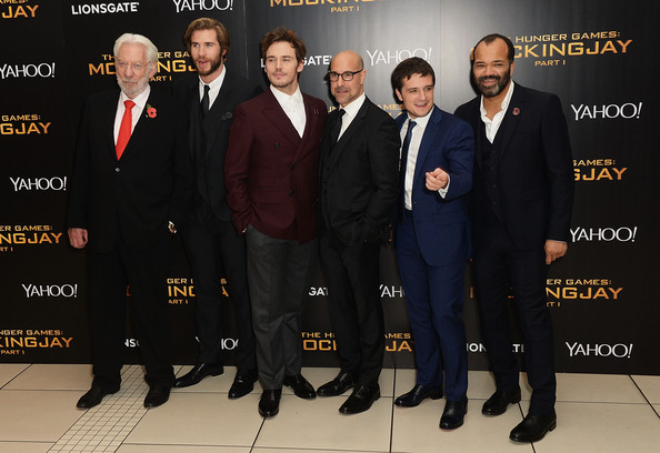 'The Hunger Games: Mockingjay Part 1' Premiere