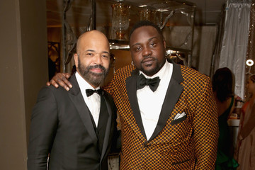 Jeffrey Wright Backstage Creations Giving Suite At The 70th Emmy Awards - Day 2