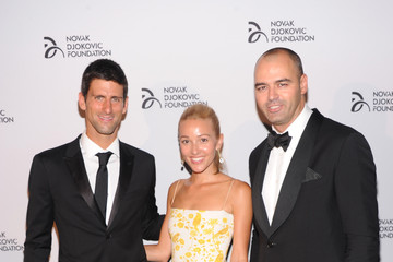 Jelena Ristic The Novak Djokovic Foundation New York Dinner - Arrivals