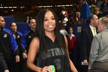Jemele Hill 2017 NBA All-Star Celebrity Game