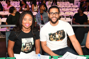 Jemele Hill 2017 BET Experience - Celebrity Basketball Game Presented by Sprite and State Farm