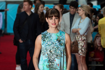 Jemima Rooper 'What If' Premieres in London