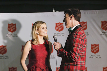 Jen Lilley The Salvation Army Presents The 2019 Celebrity Red Kettle Kickoff Honoring Danny Trejo