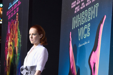 """Jena Malone Premiere Of Warner Bros. Pictures' """"Inherent Vice"""" - Arrivals"""