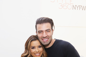 Jencarlos Canela Eva Longoria Collection - Backstage - September 2017 - New York Fashion Week: Style360