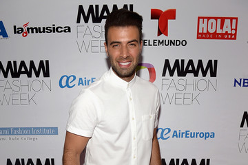 Jencarlos Canela Miami Fashion Week Closing Night Party