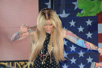 Jenna Jameson Celebrity Big Brother - 4th Eviction