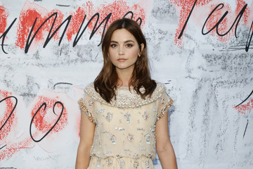 Jenna-Louise Coleman Serpentine Summer Party 2018 - Arrivals
