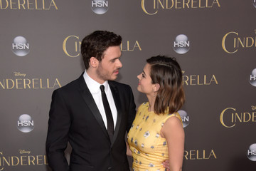 Jenna-Louise Coleman 'Cinderella' Premieres in Hollywood — Part 3