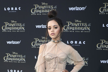 Jenna Ortega Premiere of Disney's andnd Jerry Bruckheimer Films' 'Pirates Of The Caribbean: Dead Men Tell No Tales'