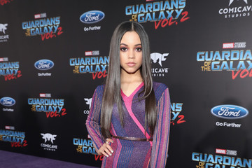 Jenna Ortega The World Premiere of Marvel Studios' 'Guardians of the Galaxy Vol. 2'
