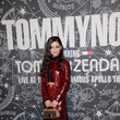 Jenna Ortega TOMMYNOW New York Fall 2019 - Front Row And Atmosphere