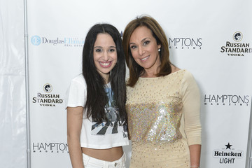 Jenna Ruggiero Hamptons Magazine Celebrates Its 35th Anniversary With Russian Standard Vodka