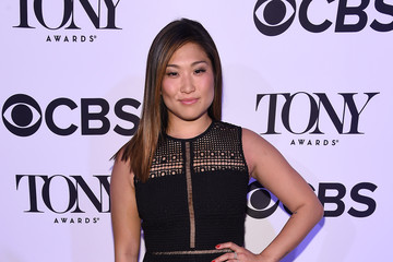 Jenna Ushkowitz Tony Honors Cocktail Party Presenting The 2016 Tony Honors For Excellence In The Theatre And Honoring The 2016 Special Award Recipients - Arrivals