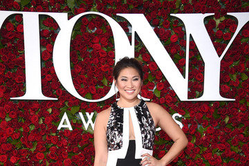 Jenna Ushkowitz 2016 Tony Awards - Arrivals