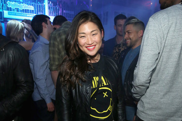 Jenna Ushkowitz Rolling Stone Live SF with Talent Resources - Inside