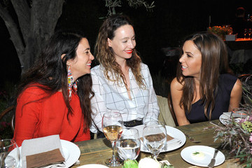Jenni Kayne Feed Supper with Lauren Bush Lauren X Nathan Turner at The Village at Topanga