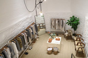 The Showroom on display at Dinner to Celebrate Jenni Kaynes Tribeca Boutique with Amy Astley and Meredith Melling at 20 Harrison Street on November 15, 2017 in New York City.