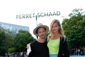 Jennifer Akerman Perret Schaad Show - Mercedes-Benz Fashion Week Berlin Spring/Summer 2016