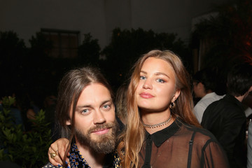 Jennifer Akerman 'The Walking Dead' Premiere And After Party