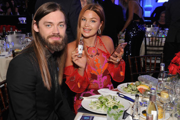 Jennifer Akerman Ketel One Family-Made Vodka, a longstanding ally of the LGBTQ community, stands as a proud partner of GLAAD for the 29th Annual GLAAD Media Awards Los Angeles
