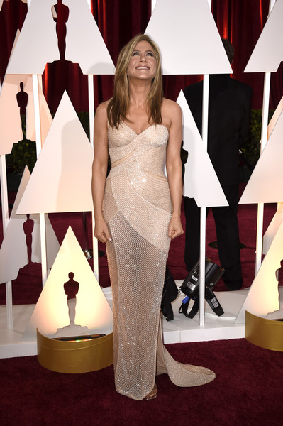 Jennifer Aniston - Arrivals at the 87th Annual Academy Awards — Part 3