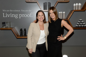 Jennifer Aniston Celebs at the Living Proof Style|Lab