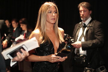 Jennifer Aniston 89th Annual Academy Awards - Backstage