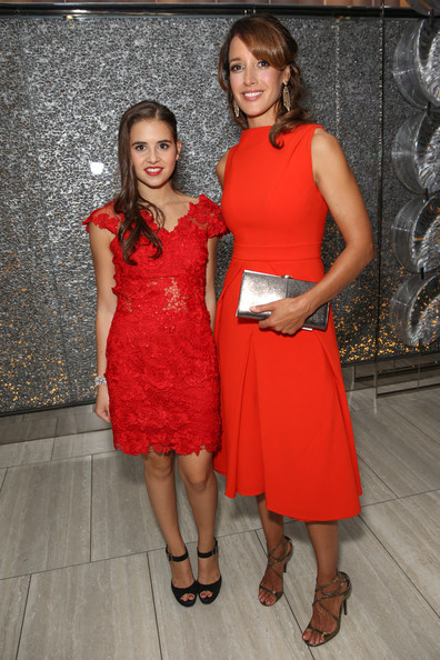 Jennifer Beals and Carly Rose Sonenclar Photos Photos - SELF Magazine ...