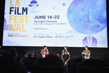 Jennifer Cochis 2017 Los Angeles Film Festival - 'The Movie Crypt' Podcast