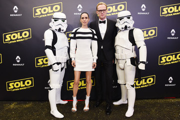 Jennifer Connelly Paul Bettany 'Solo: A Star Wars Story' Party At The Carlton Beach
