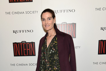 Jennifer Creole The Cinema Society and Ruffino Host a Screening of Warner Bros. Pictures' 'The Intern' - Arrivals