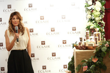 Jennifer Esposito Eclair Naturals Celebrates The Launch of Their New Luxuriously Pure Body Care Range Along With Actress, Author, Baker, And Health Advocate, Jennifer Esposito