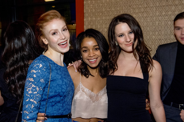 'Rise' New York Premiere - After Party