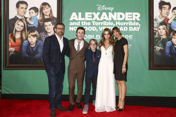 'Alexander and the Terrible' Horrible, No Good, Very Bad Day' Premiere