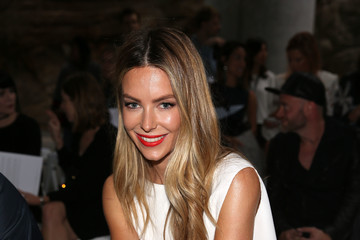 Jennifer Hawkins Mercedes-Benz Presents Maticevski - Front Row - Mercedes-Benz Fashion Week Australia 2016