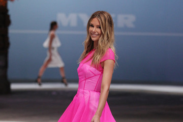 Jennifer Hawkins Myer Spring 2015 Fashion Launch - Rehearsal