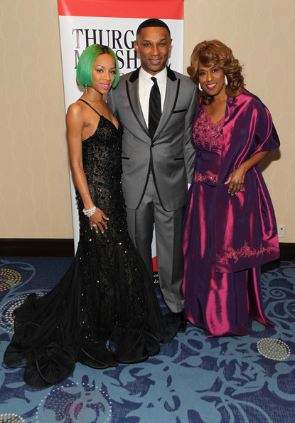 Arrivals at the Thurgood Marshall College Fund Awards Gala