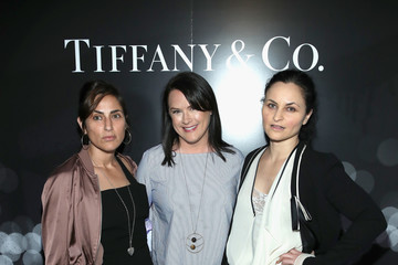Jennifer Howell Tiffany HardWear Los Angeles Preview With the Art of Elysium