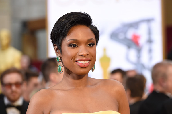 Jennifer Hudson - Arrivals at the 87th Annual Academy Awards — Part 3