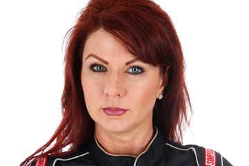 Jennifer Jo Cobb 2017 NASCAR - Portraits