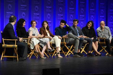 Jennifer Konner Inside Paleyfest LA's 'Girls' Event