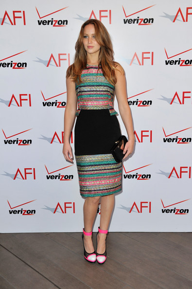 Jennifer Lawrence - 13th Annual AFI Awards - Arrivals