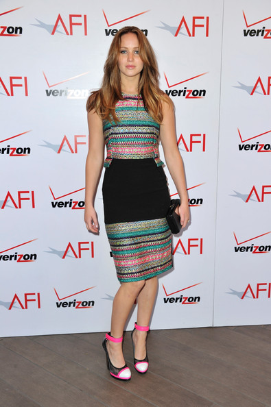 Jennifer lawrence photos photos 13th annual afi awards 13th annual afi awards arrivals voltagebd Image collections