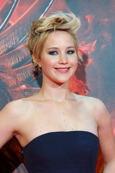 Jennifer Lawrence - 'The Hunger Games: Catching Fire' Premieres in Madrid
