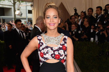 Jennifer Lawrence 'China: Through The Looking Glass' Costume Institute Benefit Gala - Arrivals