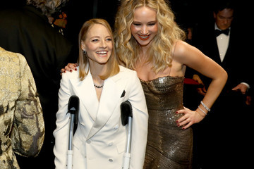 Jennifer Lawrence 90th Annual Academy Awards - Backstage